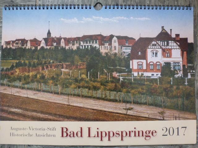 Kalender 2017 über das Auguste-Viktoria-Stift
