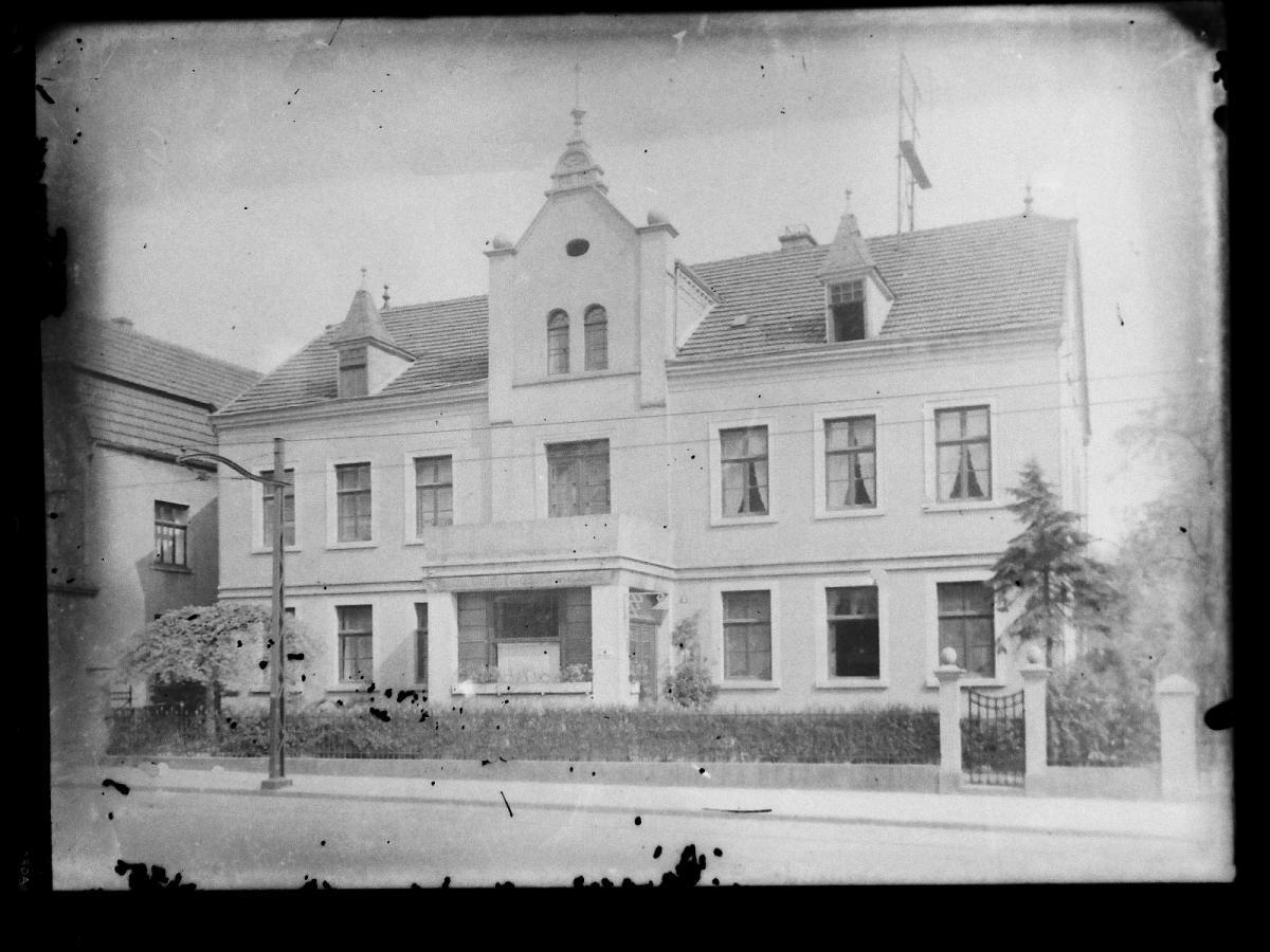 Haus Hoffbauer, Detmolder Straße