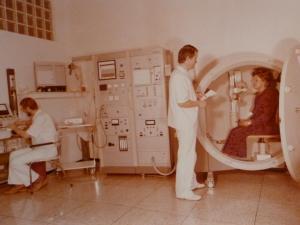 Auguste-Victoria-Stift, Therapie, Atem-Klimakammer, 1977