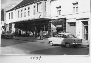 Gemüse Schmidt 1959