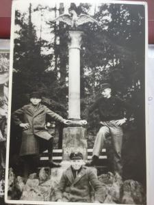 Kriegerdenkmal zur Erinnerung an den Krieg 1813/15 gegen Napoleon.