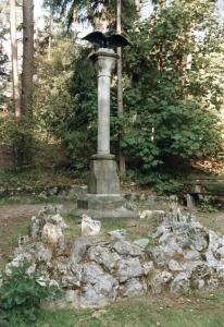 Kriegerdenkmal auf der Adlerwiese
